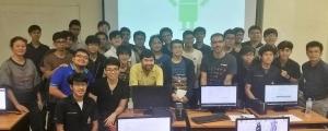 การบรรยายพิเศษเรื่อง Android Architecture Component และ Kotlin Workshop